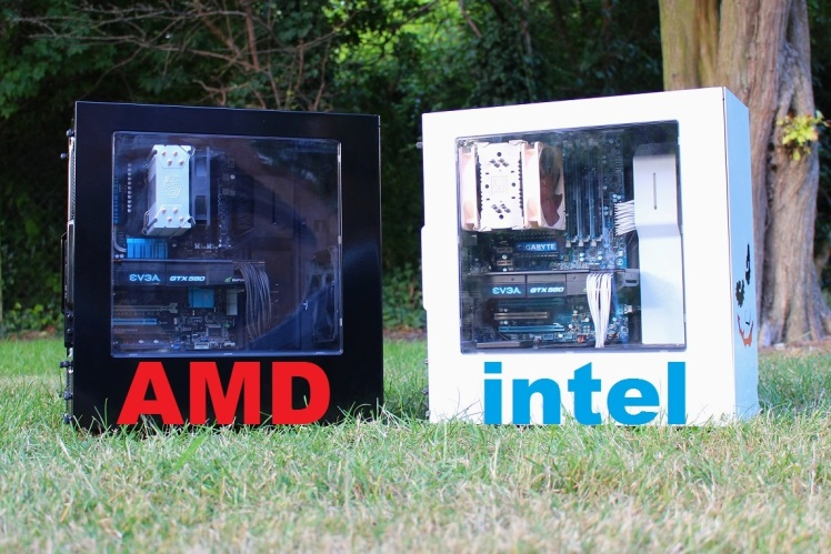 AMD vs Intel who will win the budget workstation, video and article coming very soon