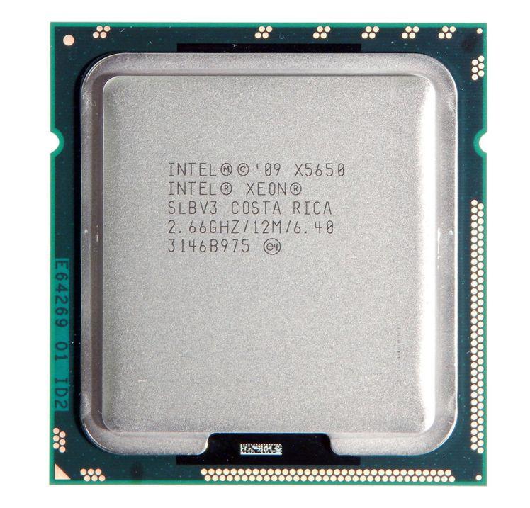 Intel x5650 1366 x58
