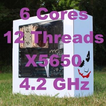 Intel Xeon X5650 – Ridgeway Tech